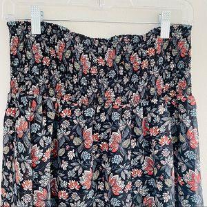 CAbi Floral Flowy Skirt Style #5184 Size Medium